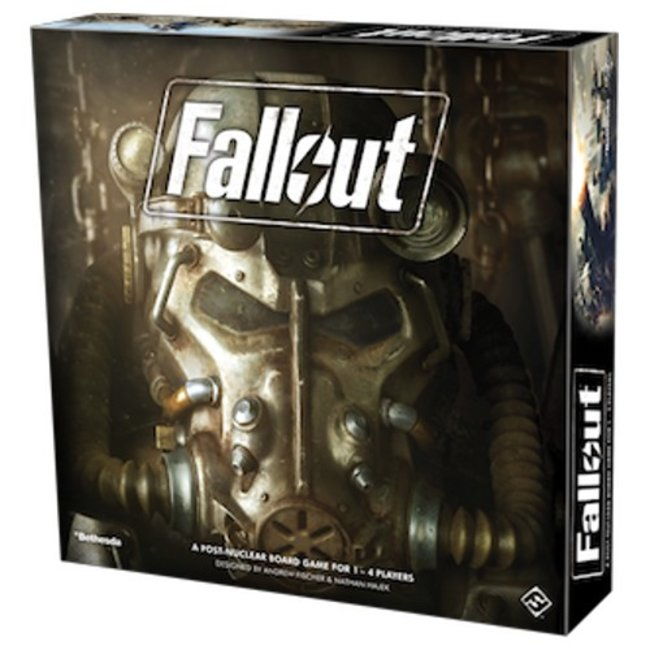 Fantasy Flight Games Fallout [English]
