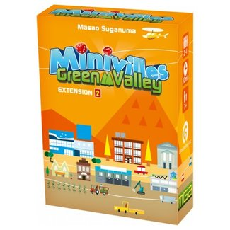 Moonster Games Minivilles : Green Valley - Extension 2 [French]