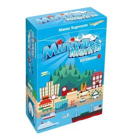 Moonster Games Minivilles : Marina - Extension 1 [français]