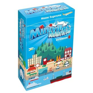 Moonster Games Minivilles : Marina - Extension 1 [French]