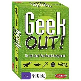 Playroom Entertainment Geek Out [anglais]