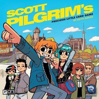 Renegade Game Studios Scott Pilgrim's Precious Little Card Game [anglais]