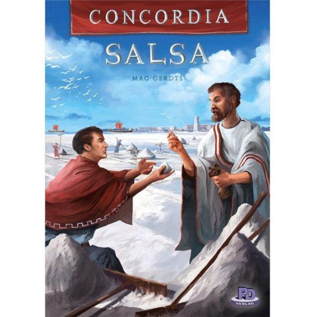Rio Grande Games Concordia : Salsa [English]