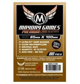 Mayday Games Protecteurs de cartes (65mm x 100mm) - Paquet de 80 [MDG-7106]