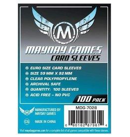 Mayday Games Protecteurs de cartes (59mm x 92mm) - Paquet de 100 [MDG-7028]