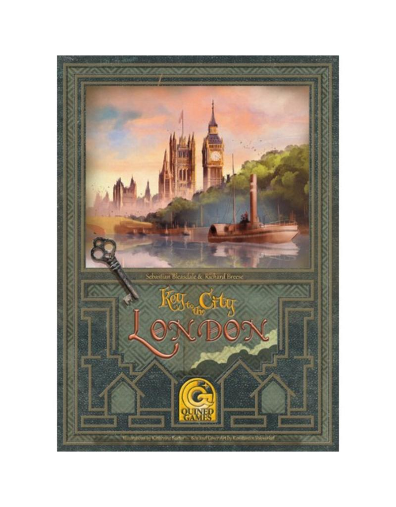 Quined Games Key to the City - London [multilingue]