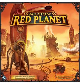 Fantasy Flight Games Mission - Red Planet [anglais]
