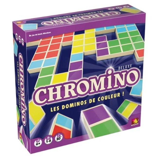 Asmodee Chromino - Deluxe [multilingue]