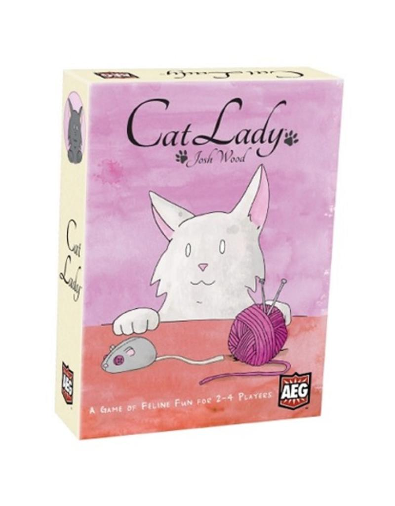 AEG Cat Lady [anglais]