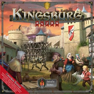 Intrafin Kingsburg - 2e édition [French]