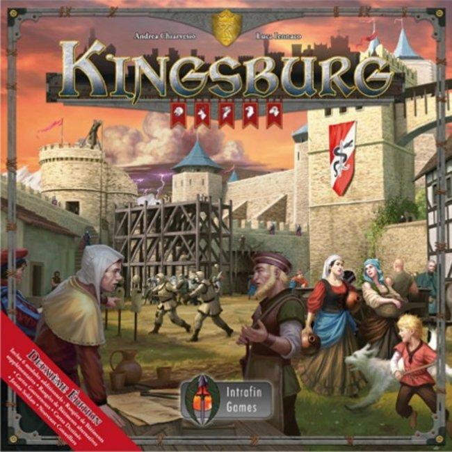 Intrafin Kingsburg - 2e édition [français]