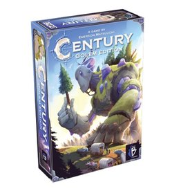 Plan B Century - Golem Edition [multilingue]