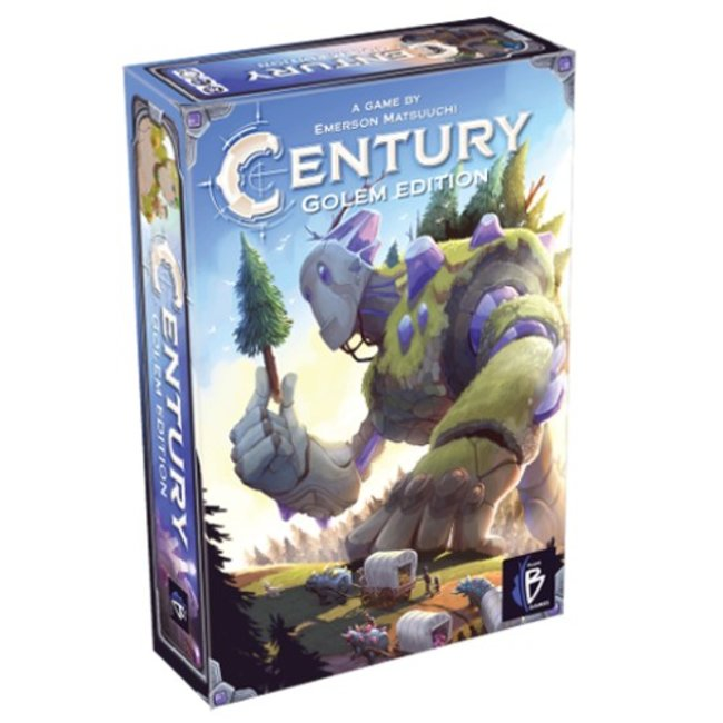 Plan B Century - Édition Golem [multilingue]