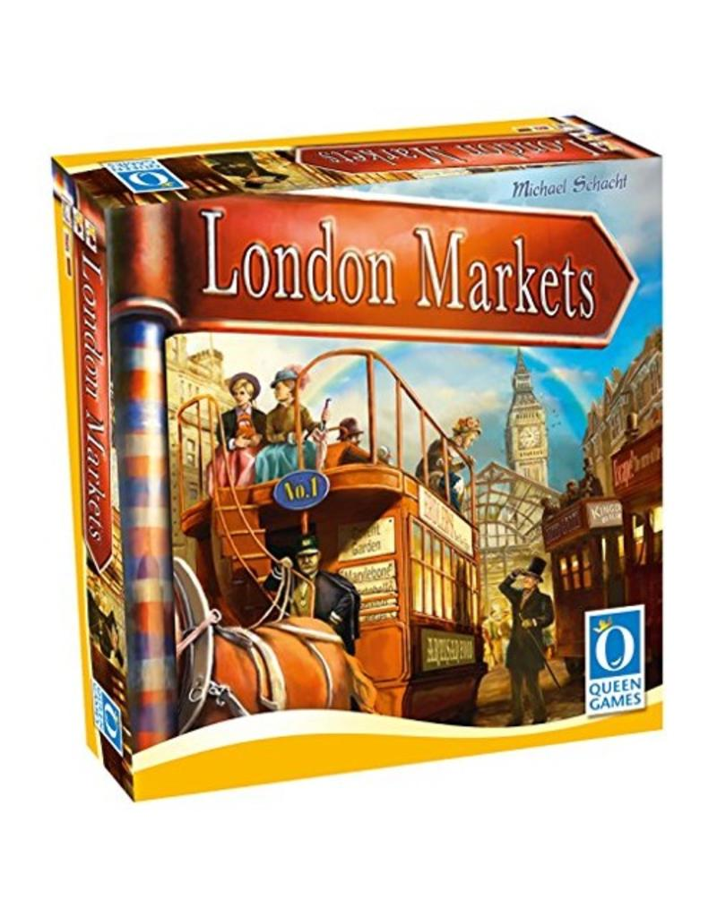 Queen Games London Markets [anglais]