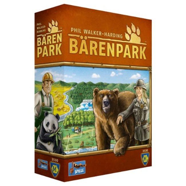 Lookout Games Bärenpark [anglais]