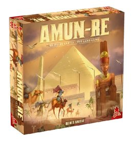 Super Meeple Amun Re - le jeu de cartes [multilingue]