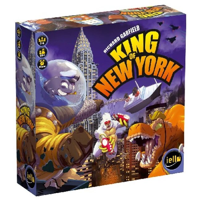 Iello King of New York [French]