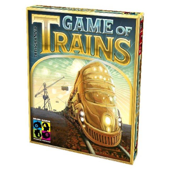 Brain Games Game of Trains [Multi]
