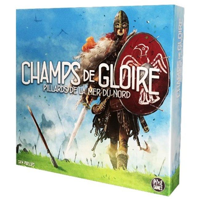 Pixie Games Pillards de la Mer du Nord : Champs de gloire [French]