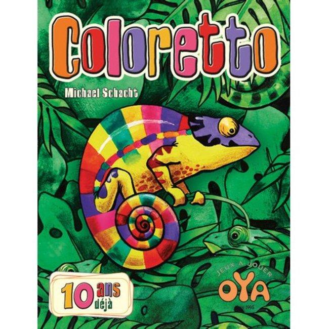 Oya Coloretto [French]