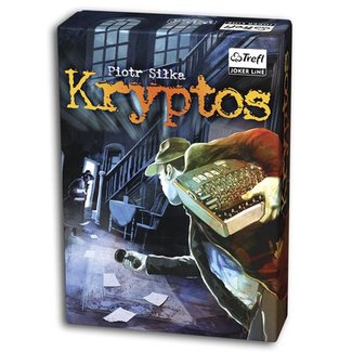 Trefl Joker Line Kryptos [French]