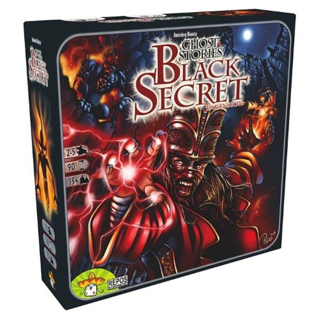 Repos Production Ghost Stories : Black Secret [Multi]