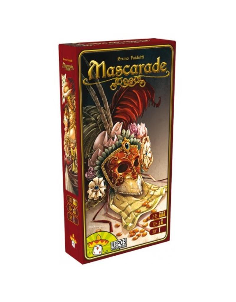 Repos Production Mascarade [français]
