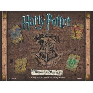 USAopoly Harry Potter - Hogwarts Battle [anglais]