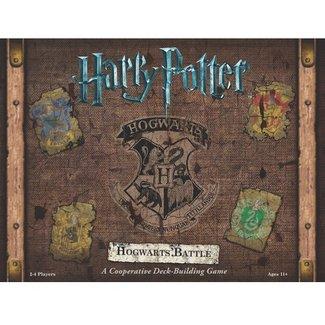 USAopoly Harry Potter - Hogwarts Battle [anglais]