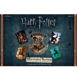USAopoly Harry Potter - Hogwarts Battle : The Monster Box of Monsters [anglais]