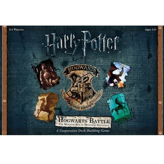 USAopoly Harry Potter - Hogwarts Battle : The Monster Box of Monsters [English]