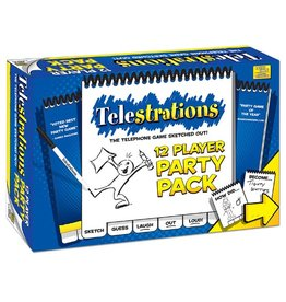 USAopoly Telestrations - 12 Player Party Pack [anglais]