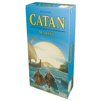 Kosmos Catan : Marins : 5-6 joueurs [French]