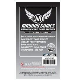 Mayday Games Protecteurs de cartes (61mm x 112mm) - Paquet de 50 [MDG-7143]