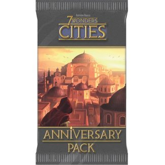 Repos Production 7 Wonders : Cities - Anniversary Pack [French]
