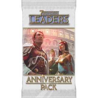 Repos Production 7 Wonders : Leaders - Anniversary Pack [French]