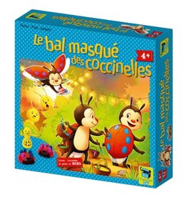 Matagot Bal masqué des coccinelles (le) [français]