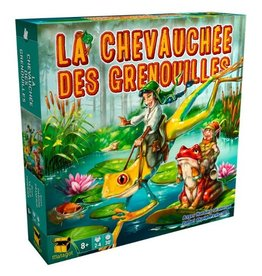 Matagot Chevauchée des grenouilles (la) [français]
