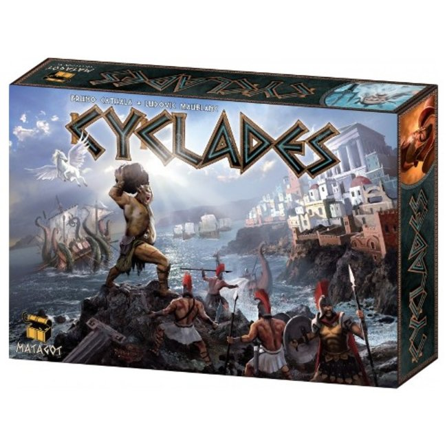 Matagot Cyclades [multilingue]