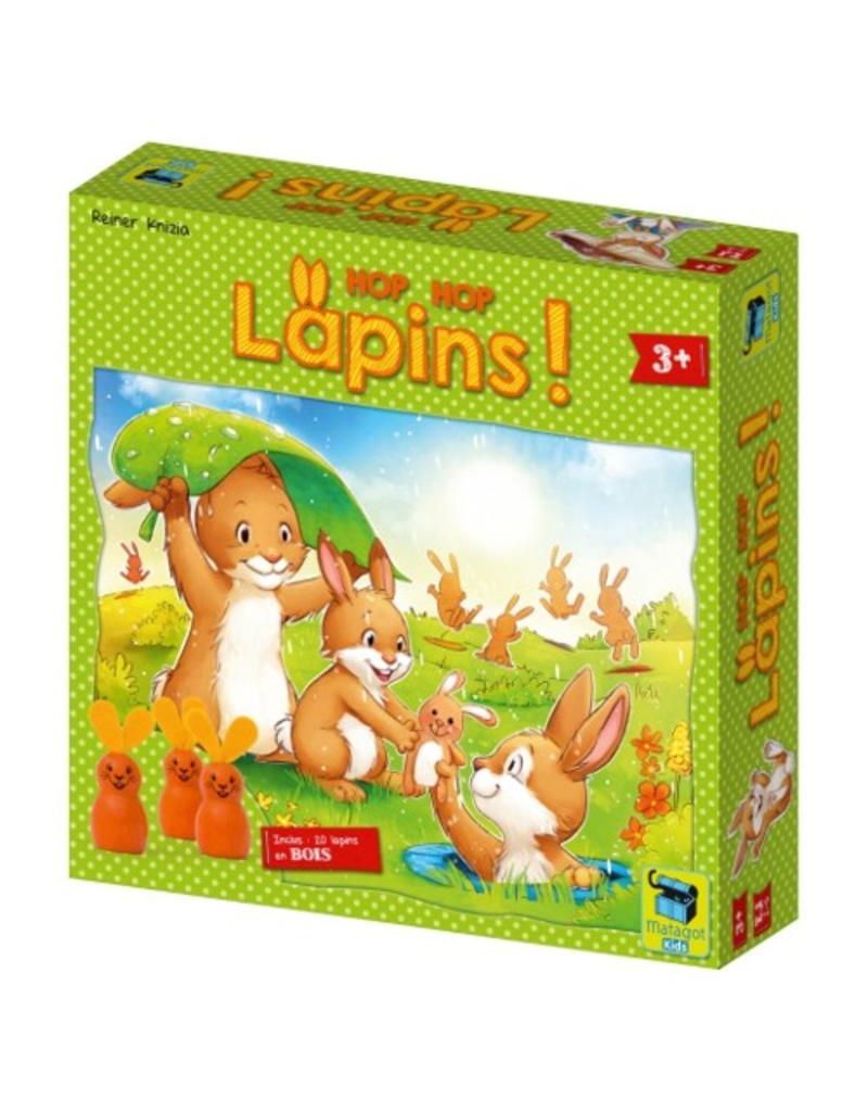 Matagot Hop Hop Lapins ! [français]