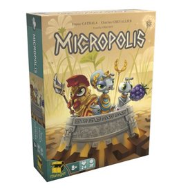 Matagot Micropolis [multilingue]