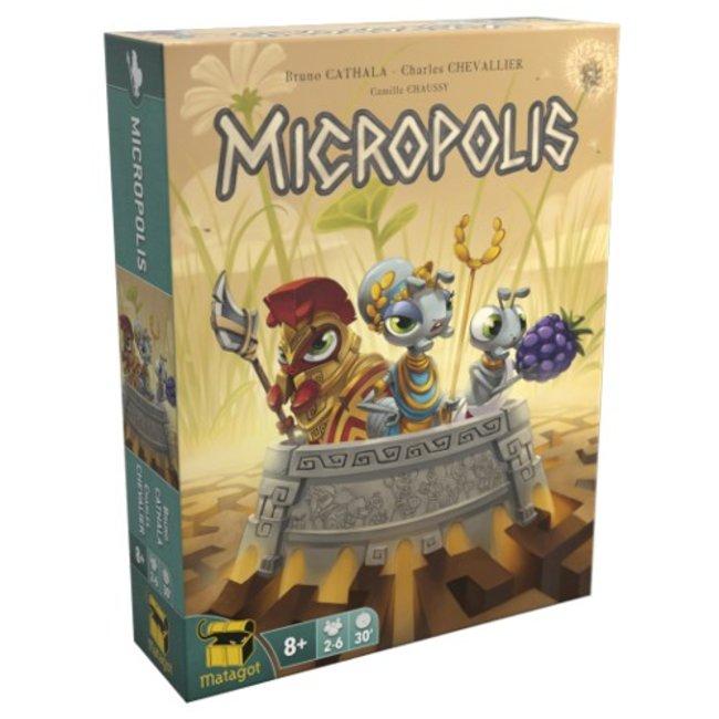 Matagot Micropolis [Multi]
