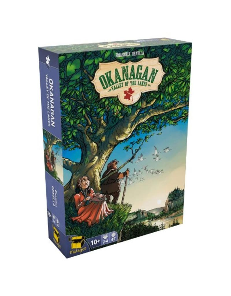 Matagot Okanagan [multilingue]