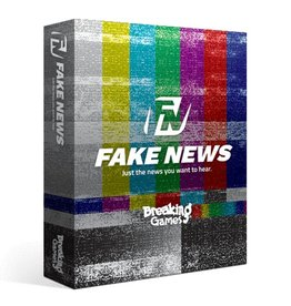 Breaking Games Fake News [anglais]