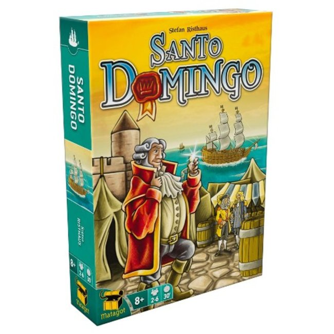 Matagot Santo Domingo [French]
