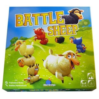 Blue Orange Battle Sheep [multilingue]