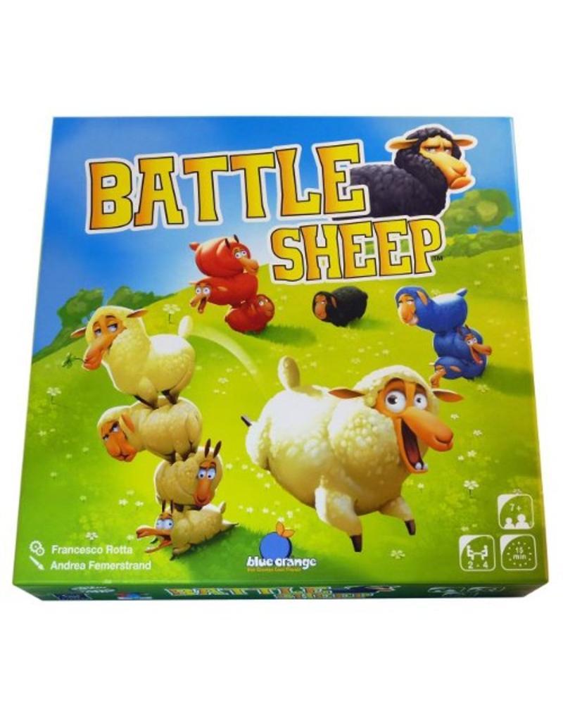Blue Orange Battle Sheep [multilingue]
