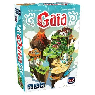 Tiki Editions Gaïa [French]