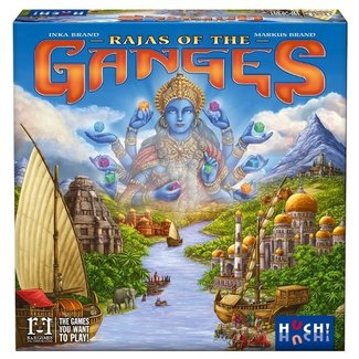 R&R Games Rajas of the Ganges [multilingue]