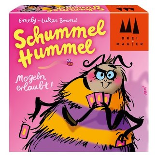 Drei Magier Spiele Schummel Hummel (Cheating Bumblebee) [Multi]